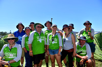 2014 Cycle Queensland Adventure, Day 6, Team Photos